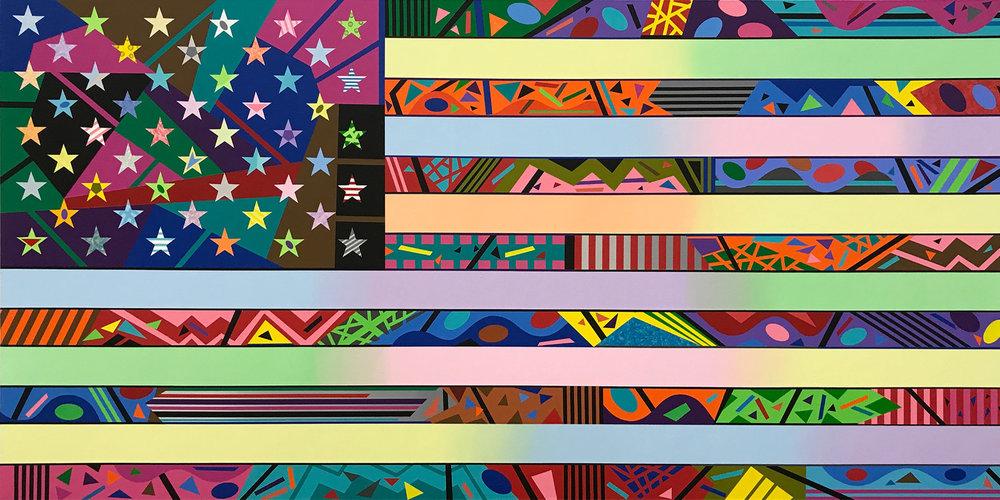 American Flag,  2017