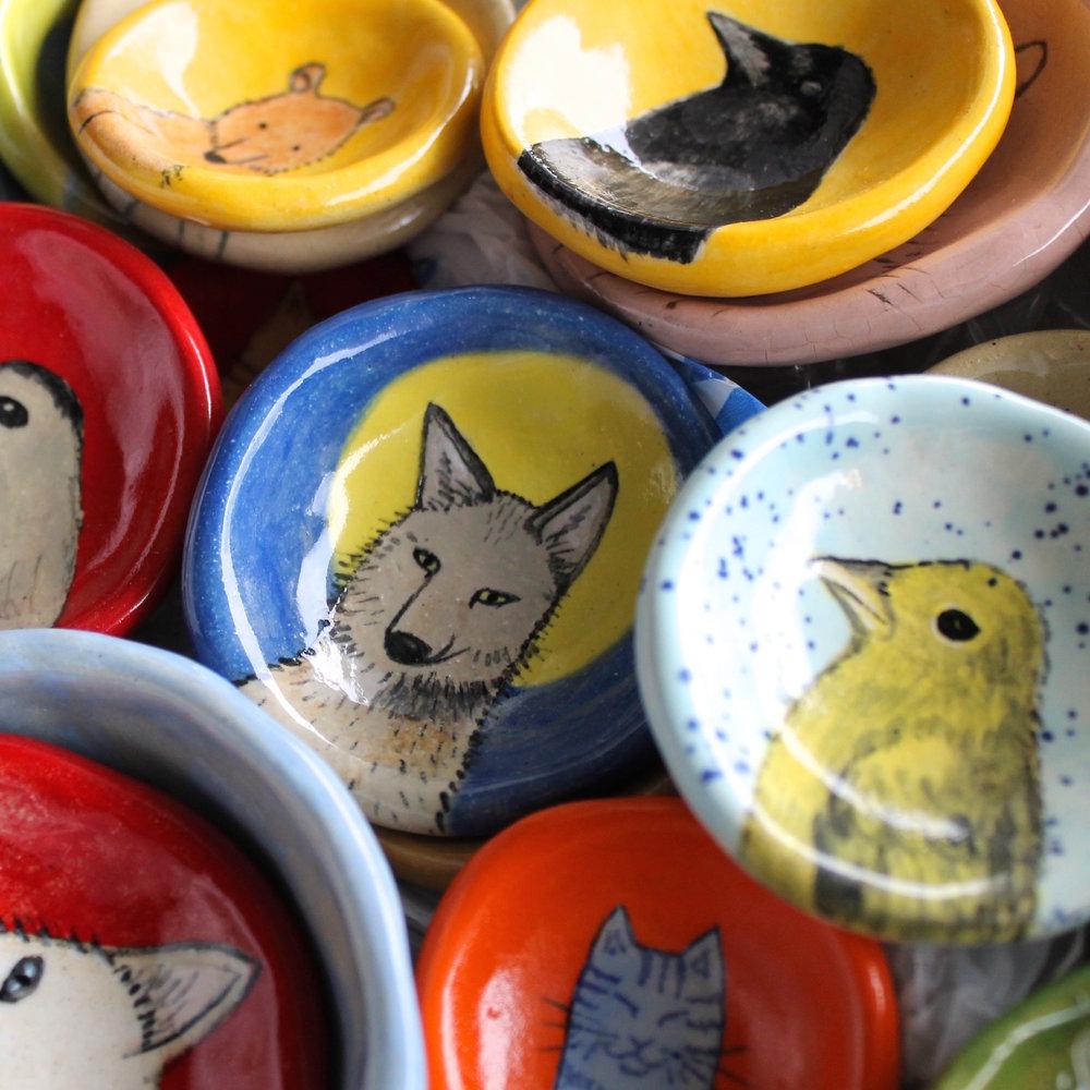 pinch pot pile © Lora Shelley.jpeg