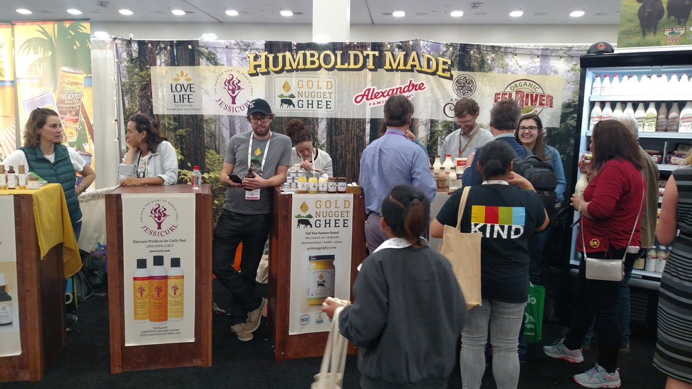 Humboldt Made Members at Expo West