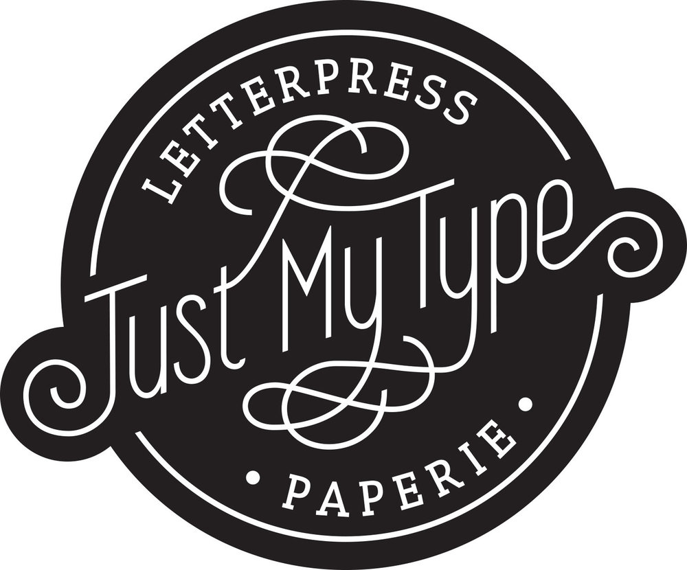 Just My Type Letterpress
