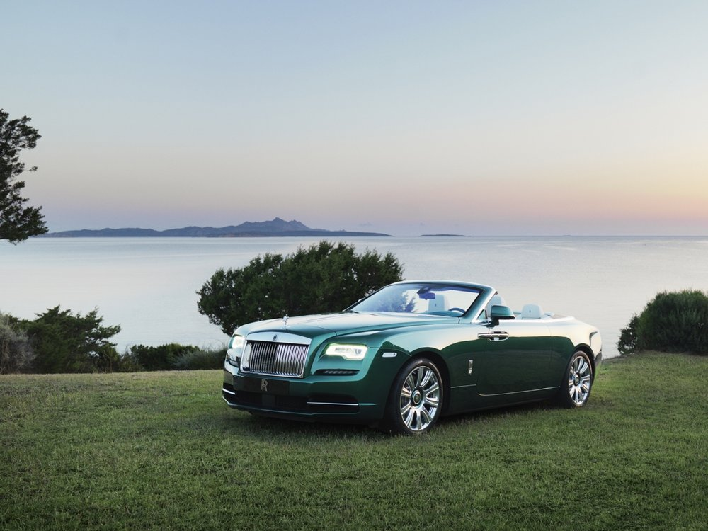 Rolls Royce Motor Cars The Costa Smeralda is an abundant source of inspiration for artisans the world over. London-based tattoo artist Mo Coppoletta was party to such inspiration.. LEARN MORE..