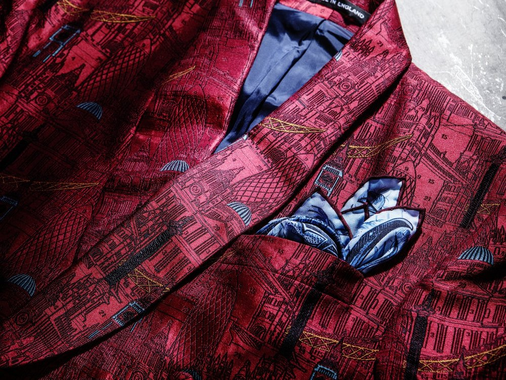 Turnbull & Asser + The Rake  Here's one for you, what does one of Jermyn Street's most prestigious and age-old shirtmaking establishments have in common with a maverick Italian designer and tattoo artist?   LEARN MORE...