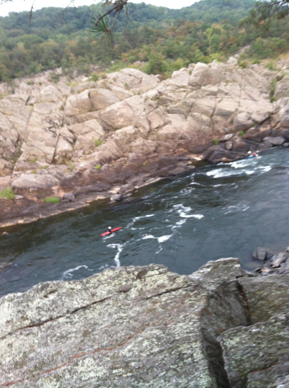 great falls kayak