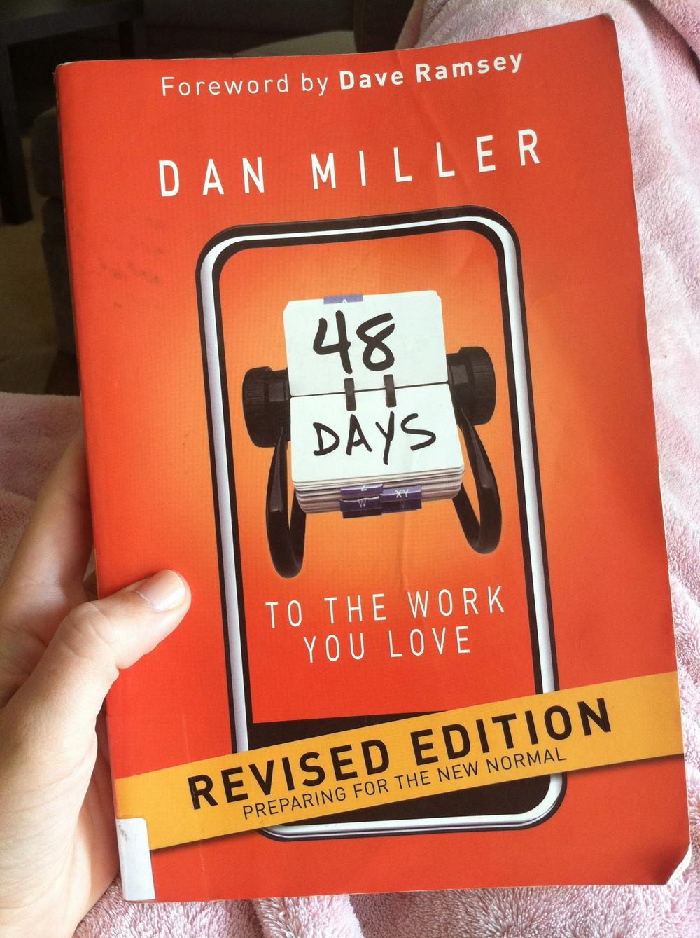 48 days book