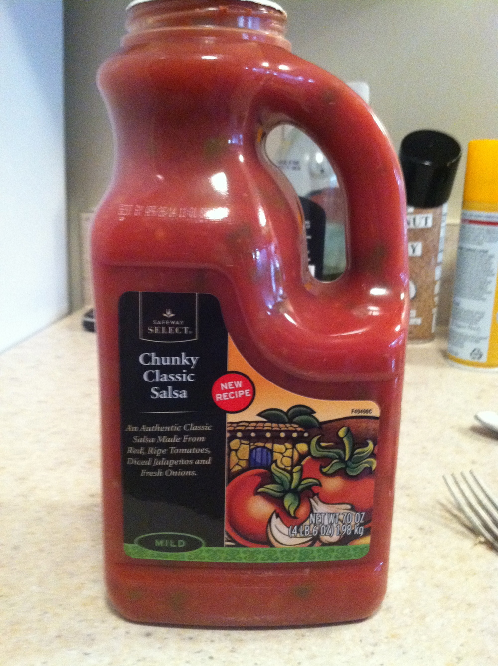 safeway salsa