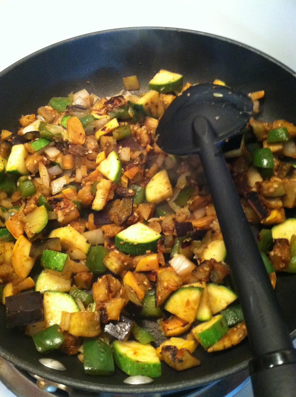 taco vegetables