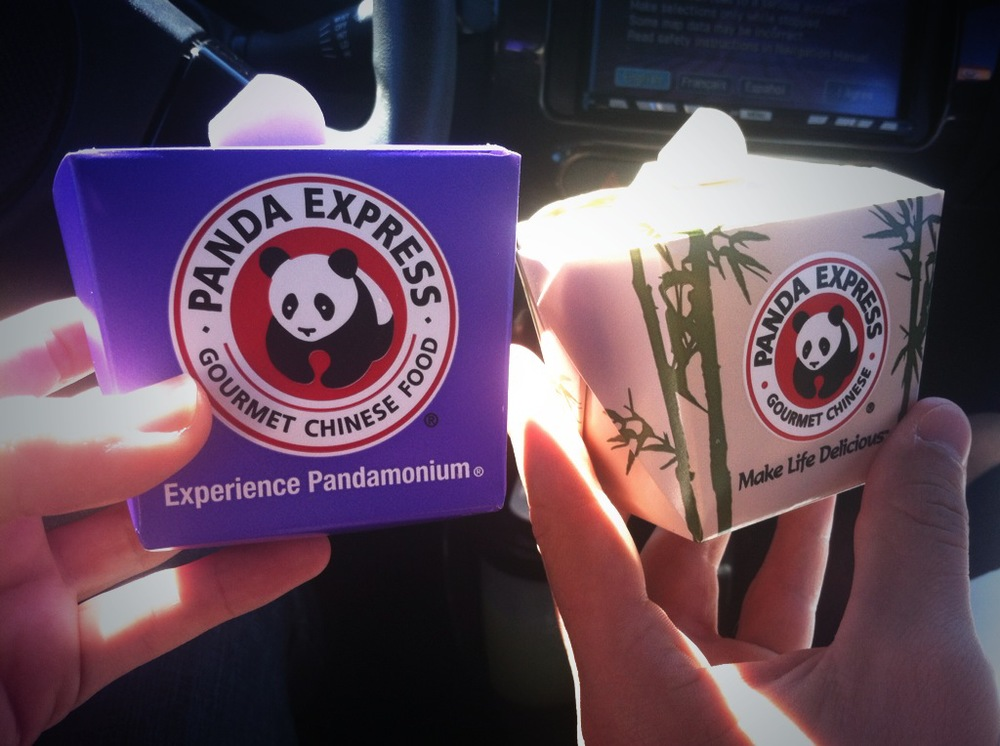 free sesame chicken panda express