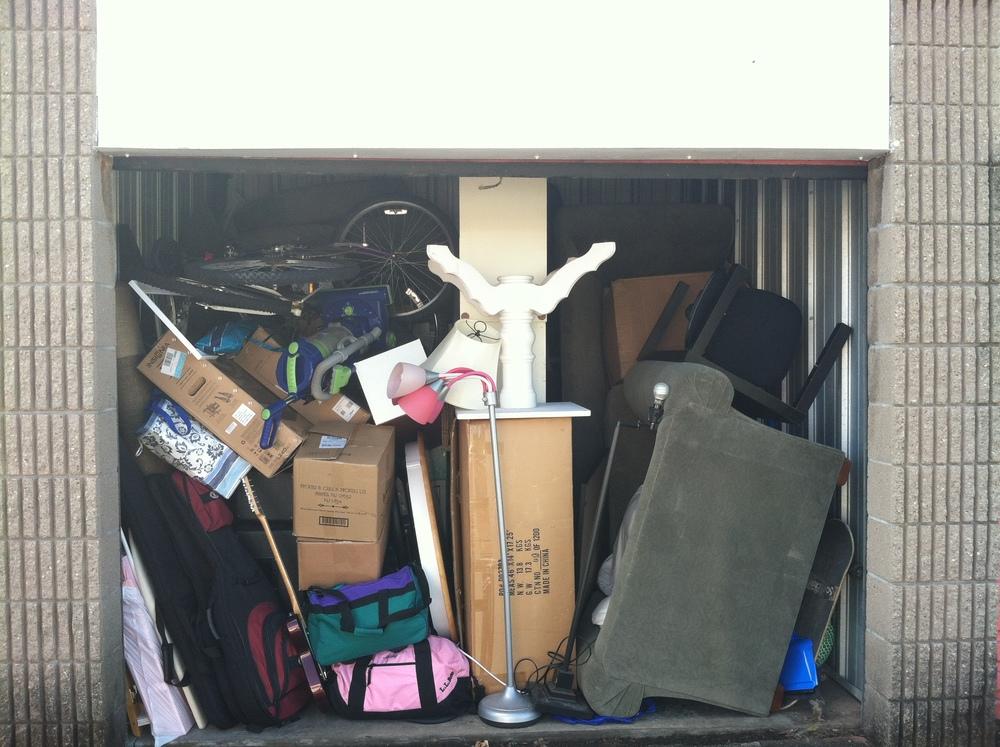 full storage unit