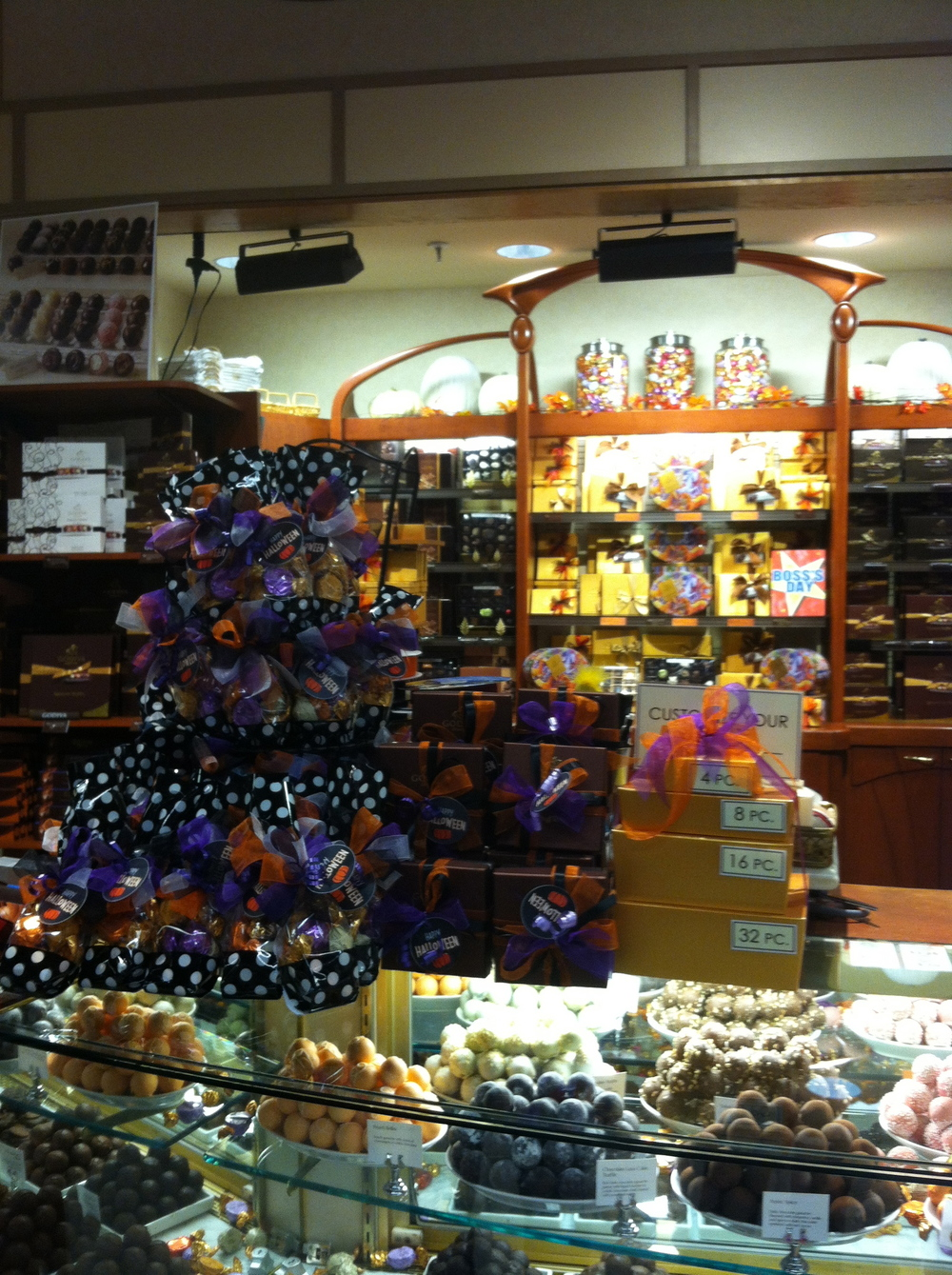 wegmans chocolate shop