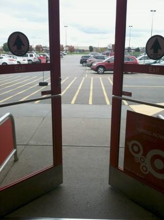 target exit
