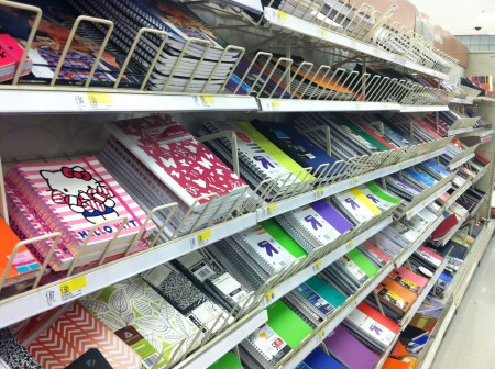 target notebooks