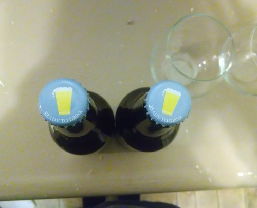 PSA IPA homebrew