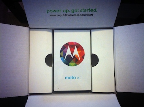New Republic Wireless moto x