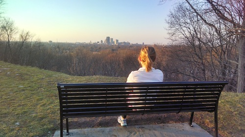 cobbs hill park overlook