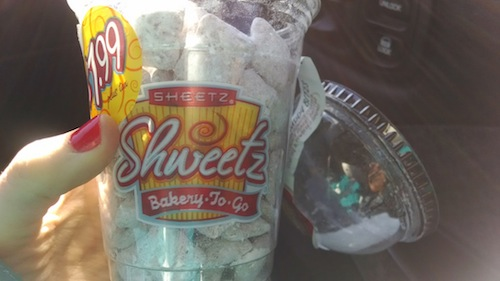 sheetz puppy chow