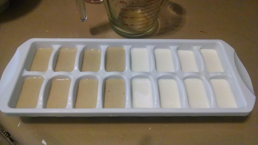 halfsie coffee creamer cubes