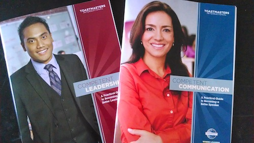 toastmasters manuals