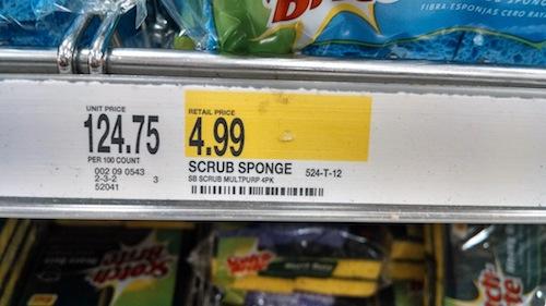 sponge 4pk