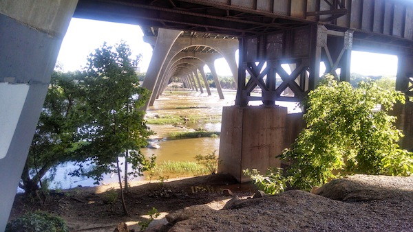 richmond pipeline bridge