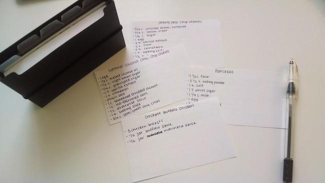 recipe-index-cards