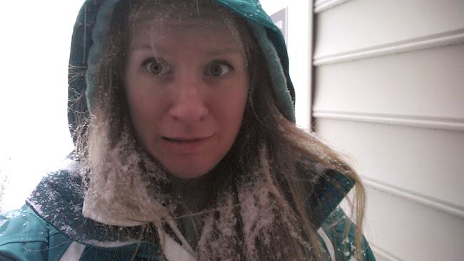 snow-hair