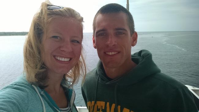 ferry-selfie