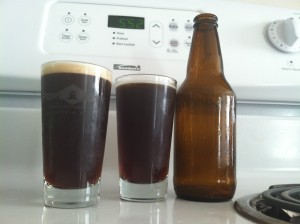 home brew ale