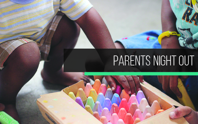PNO - The next Parents Night Out will be from 5:30 – 9:00 pm Friday, February 2. This event is for kids age toddler through 5th grade. The $3 cost per child covers dinner, snacks, & drink.