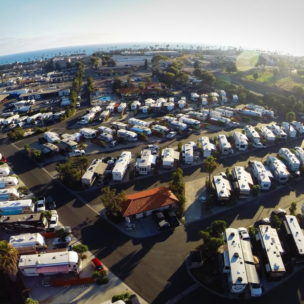 OCEANSIDE RV PARK    OCEANSIDE, CA