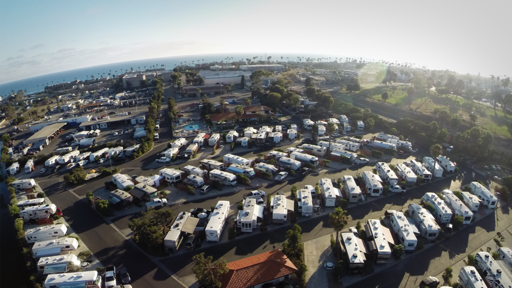Oceanside RV Park - Oceanside, California