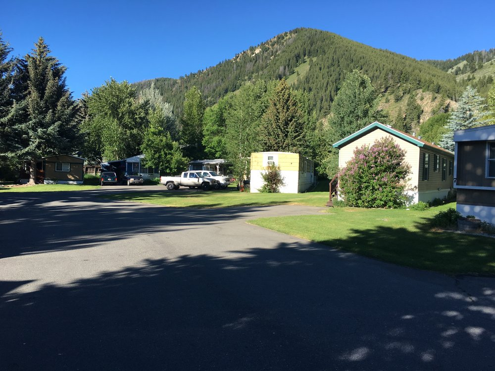 The Meadows Mobile Home and RV Park - Ketchum Idaho