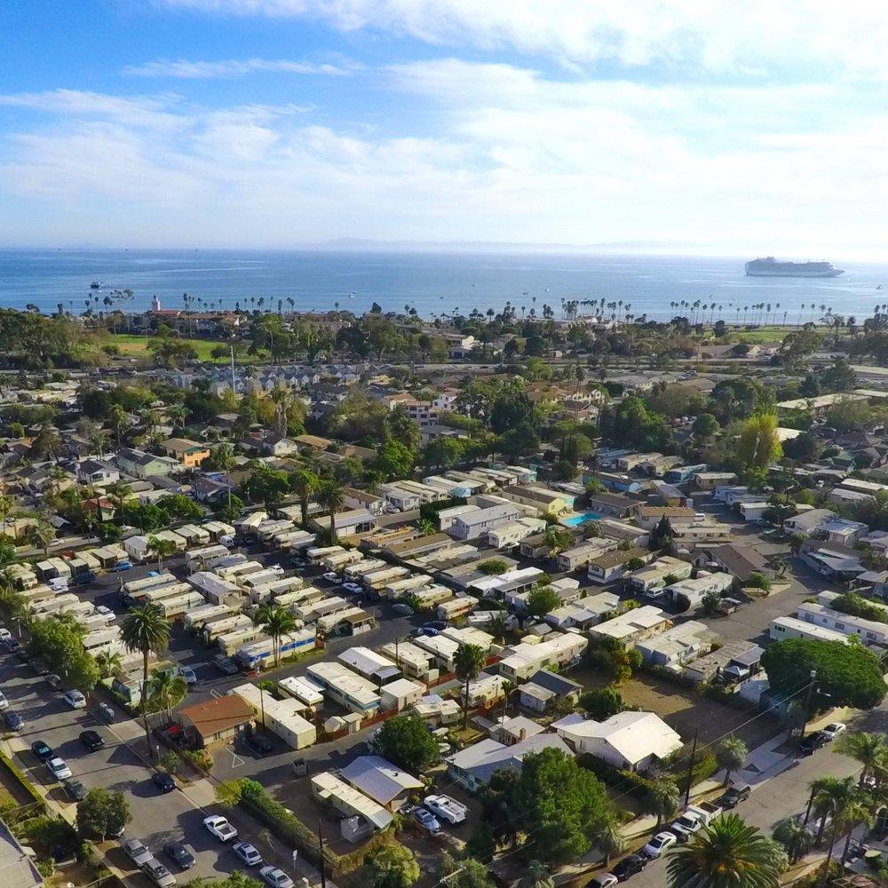 TROPICAL GARDENS    SANTA BARBARA, CA