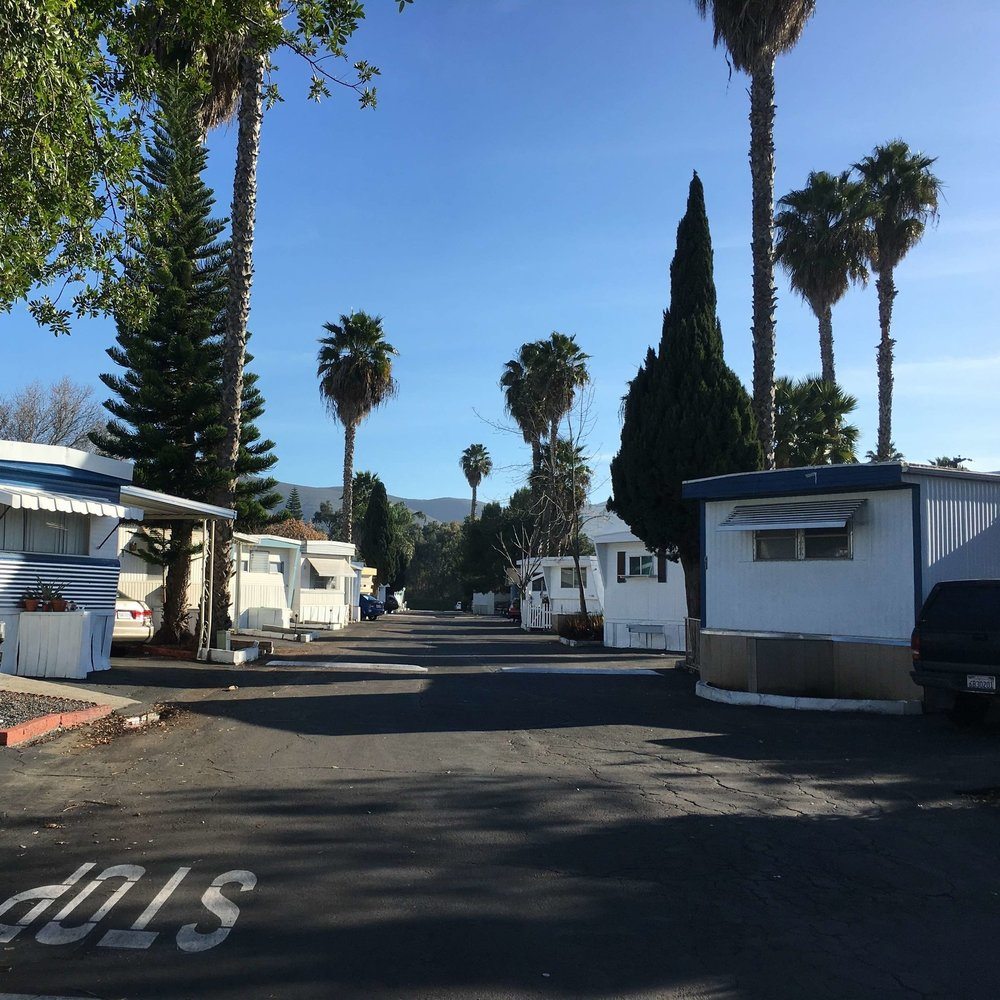 EZ LIVING MOBILE HOME PARK    SAN MARCOS, CA