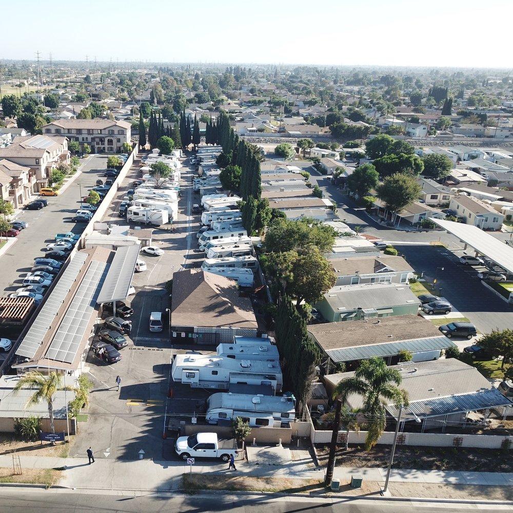 LIBERTY TRAVEL PARK    ANAHEIM, CA