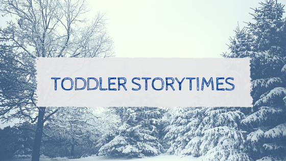 Toddler Storytime Winter Week 5!