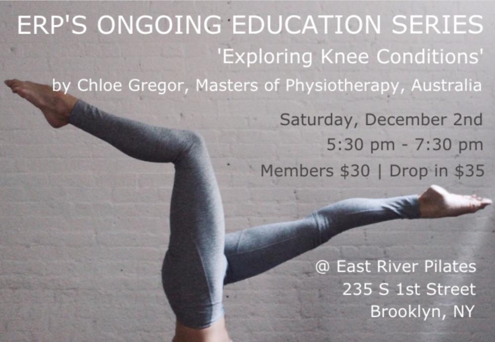 Exploring Knee Conditions