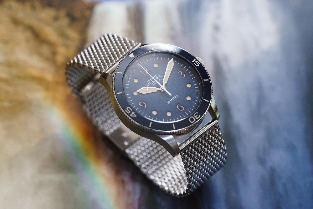 voyager ii ocean mercer watch co