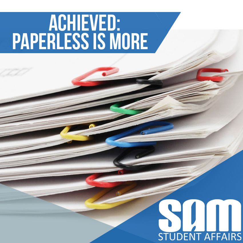 Paperless is More