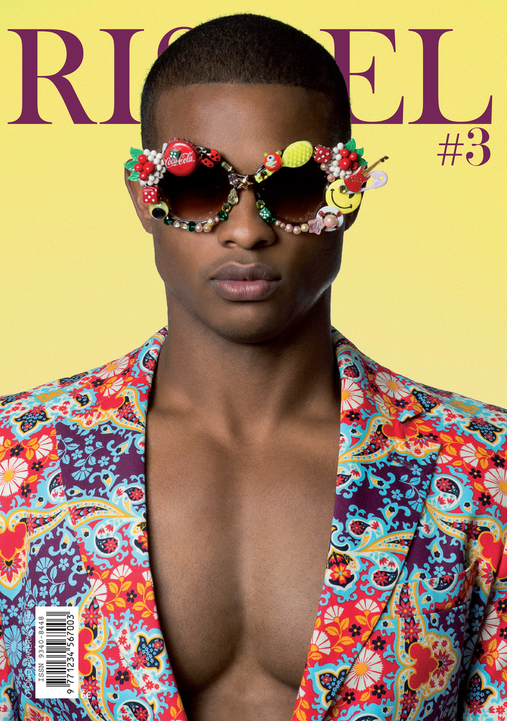 Risbel Magazine Cover