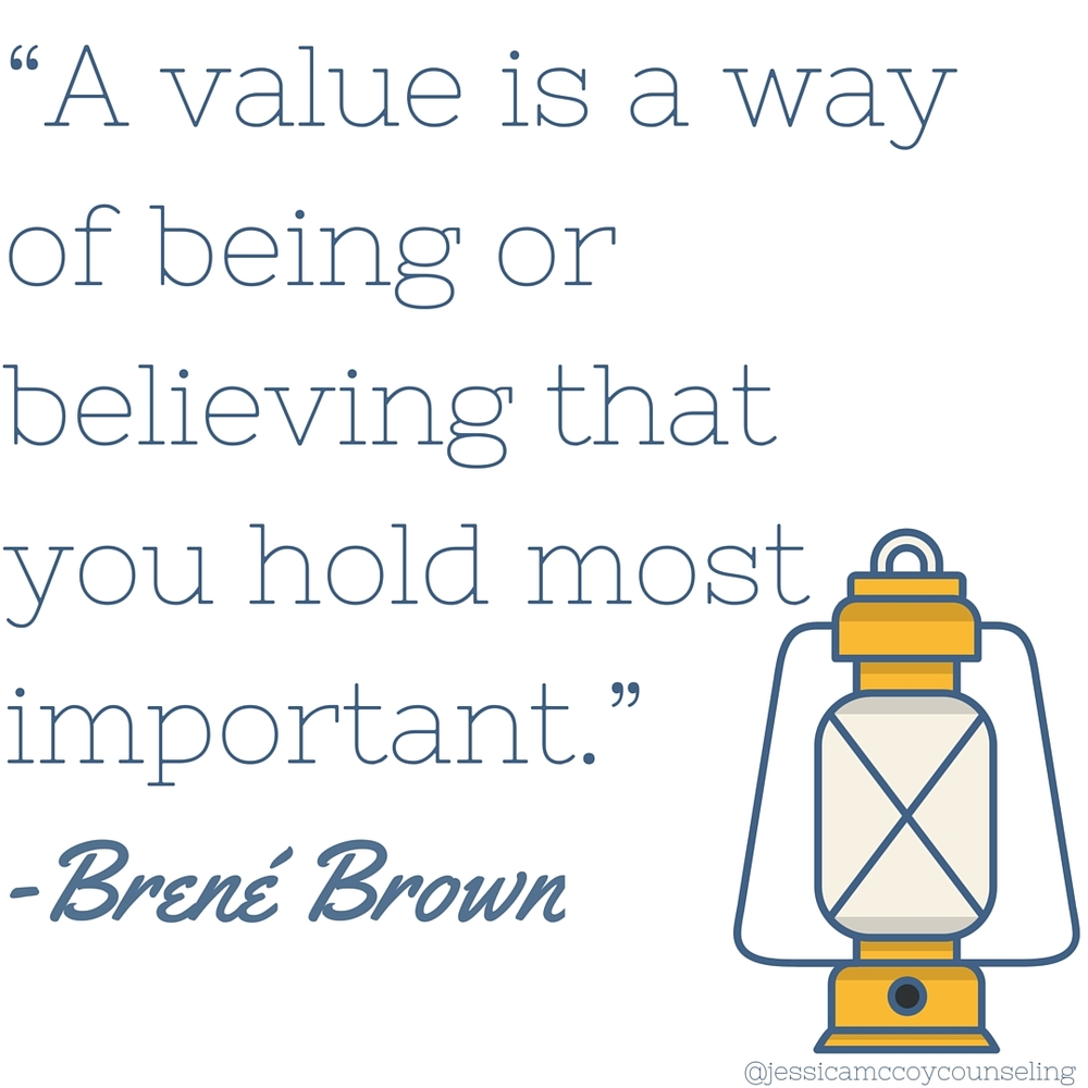 Values Light the Way | Brene Brown | Nashville