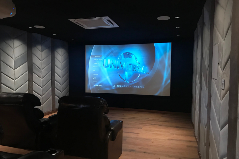 Residential Home Cinema