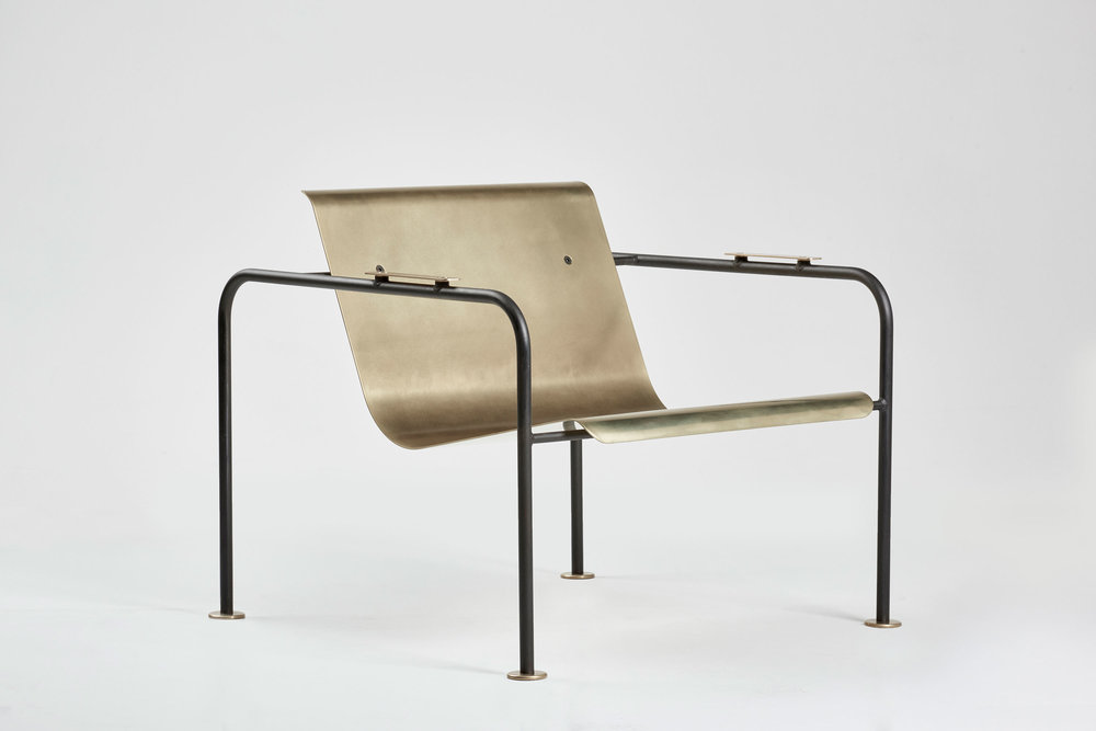 Fairfax Lounge Chair by Colin Tury. Courtesy of NEXT:SPACE.