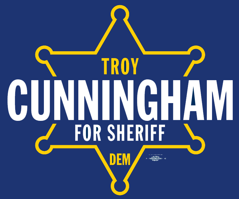 Cunningham for Sheriff
