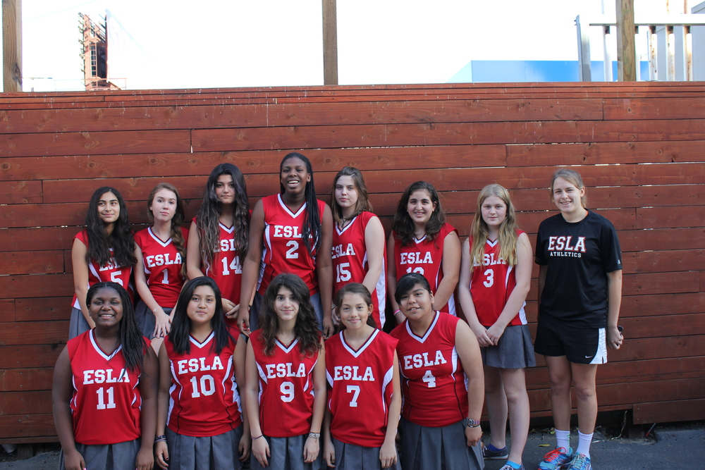 ATHLETICS - Girls Team.JPG