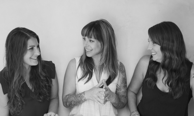 Claire Bidwell Smith, Jillian Lauren, and Jenny Feldon are Los Angeles-based authors who share a deep friendship and a love for their craft. Inspired by a need for artistic community, they created Story and Soul, where they provide instruction, advice and inspiration to support the joy and madness of the writing life.