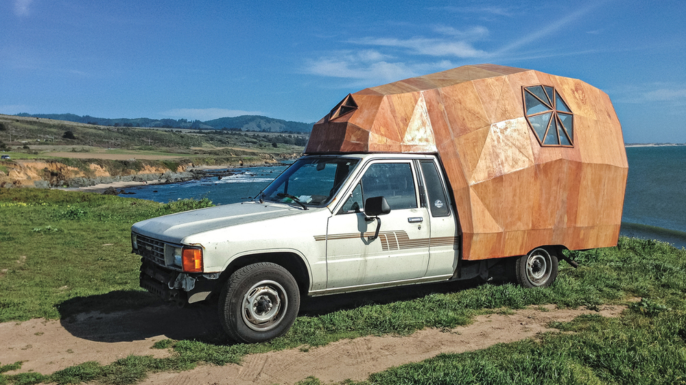 Lightweight Camper Shell