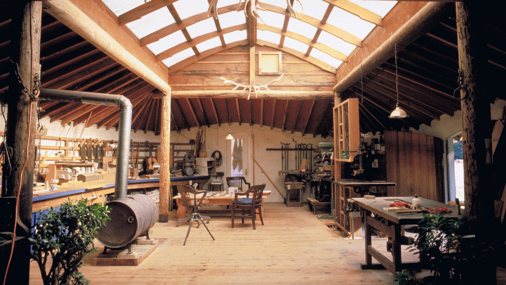 Louie Frazier's Workshop