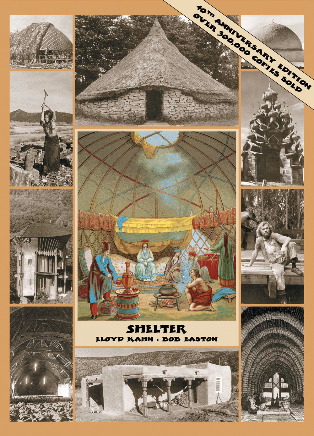 Our classic namesake book from 1973, with over 1000 photos of amazing handbuilt shelters: huts, tents, domes, yurts, caves, barns, houseboats, treehouses, sheds, and much, very much more.