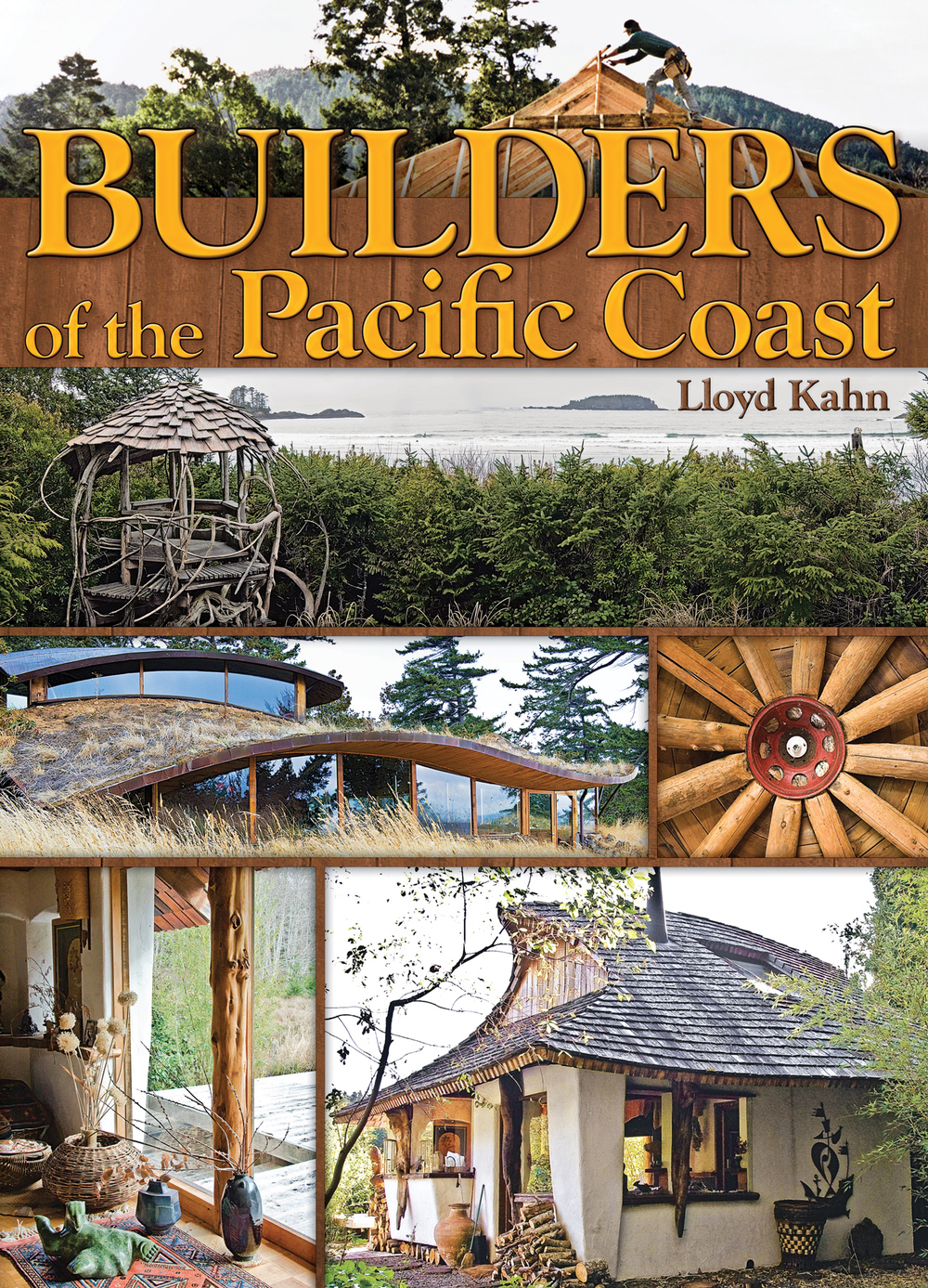 Photos and interviews with builders from San Francisco up the coast to Vancouver Island, BC.