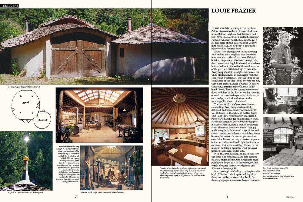 lloyd kahn homework handbuilt shelter